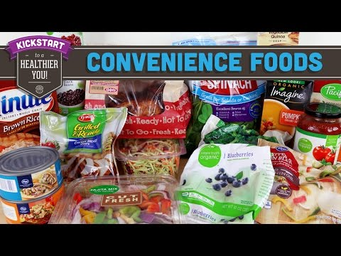 Convenience Foods for Easier Healthy Eating – Mind Over Munch Kickstart 2016