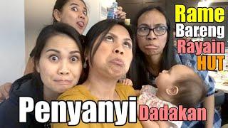 Bakudapa Deng Kawanua - Rame2 Bersama Nongkrong Bareng Christina's Family