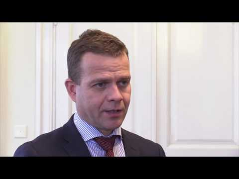 Petteri Orpo kertoo verotuksesta
