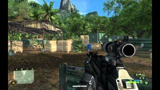 Crysis PC - Relic [Mission 3 - Part 1/3]