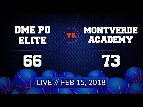 DME Elite vs Montverde