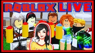 Roblox Live Stream Game Requests - GameDay Monday 67 - PM