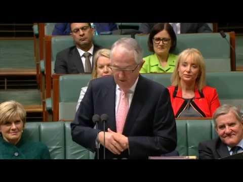 Eulogy For Gough Whitlam