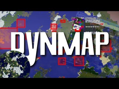Dynmap | Bukkit Plugin | Minecraft Livemap Im Browser! | German | HD