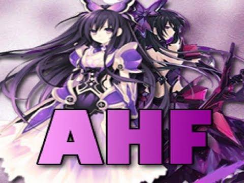 [AHF]Yatogami Tohka By AnimeRandom (Princess/Dark Princess) Warcraft 3