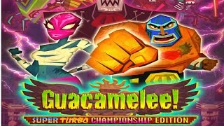 Guacamelee! Game Review