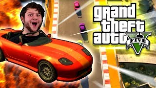GTA 5 - CAN'T GET ENOUGH OF THESE TINY RACES! (GTA 5 PC Online Funny Moments!)