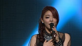 【TVPP】Ailee - Heaven, 에일리 - 헤븐 @ First Debut Stage, Show Music core Live