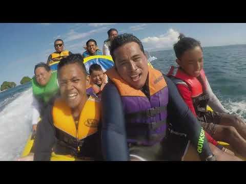 Sun Uba vlog 3 - Britannia, Surigao del Sur (One of the best island)