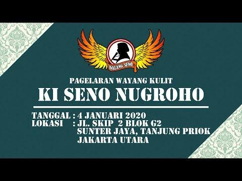 #LiveStreaming KI SENO NUGROHO - BANJARAN BALADEWA - 04012020