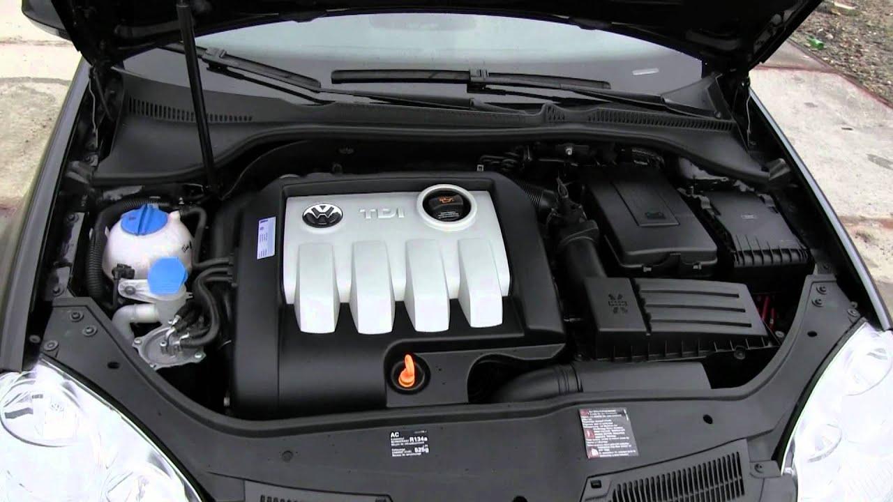 Volkswagen Golf 1 9tdi 77kw 105 Pk