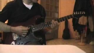 Yngwie Malmsteen - Flamenco Diablo (cover)