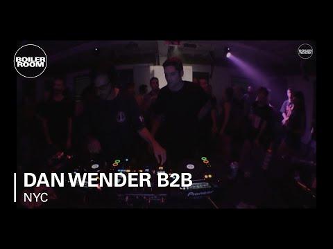 Dan Wender B2b Blacky II Topman Neighborhoods x Boiler Room New York DJ Set
