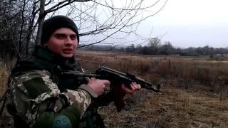 military Gun Обзор,стрельба,АКС47 и АК103