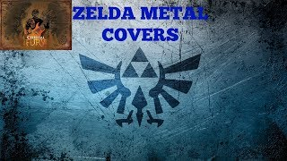 The Legend of Zelda: Hyrule Castle/King Theme [Metal Cover]
