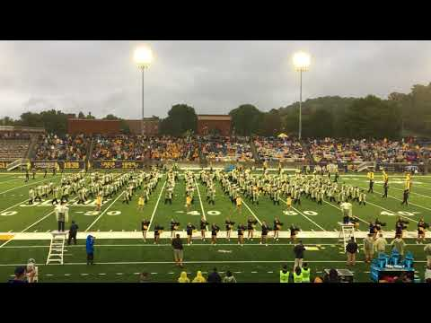 ETSU Fight Song 9-2-17. Pre-game