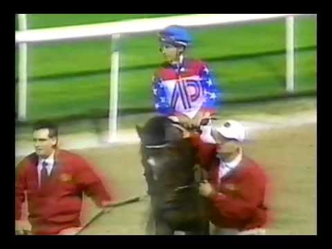 Cigar - 1996 Dubai World Cup + Post Race