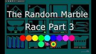 The Random Marble Race Part 3