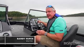 Ranger VS1670WT Boating Magazine Test & Review
