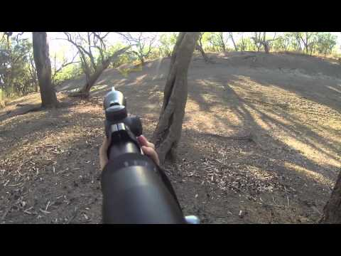Outback Hunting Trip 2012-2013: Pigs And Goats
