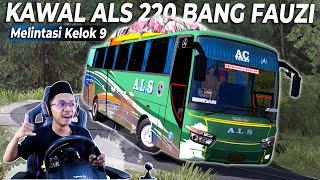 Download lagu Kawal ALS Nopin 220 Bang Fauzi Style melewati Kelok 9 Jalur Lama  🔥