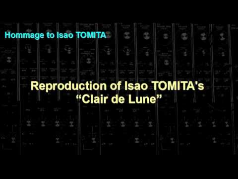 Reproduction of Isao TOMITA's