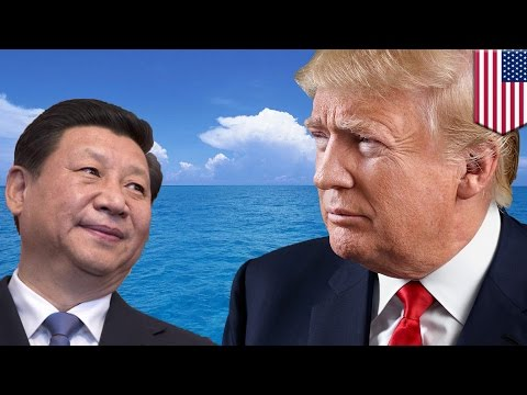 Trump v China: Donald vows to stop China from taking over South China Sea islands - TomoNews