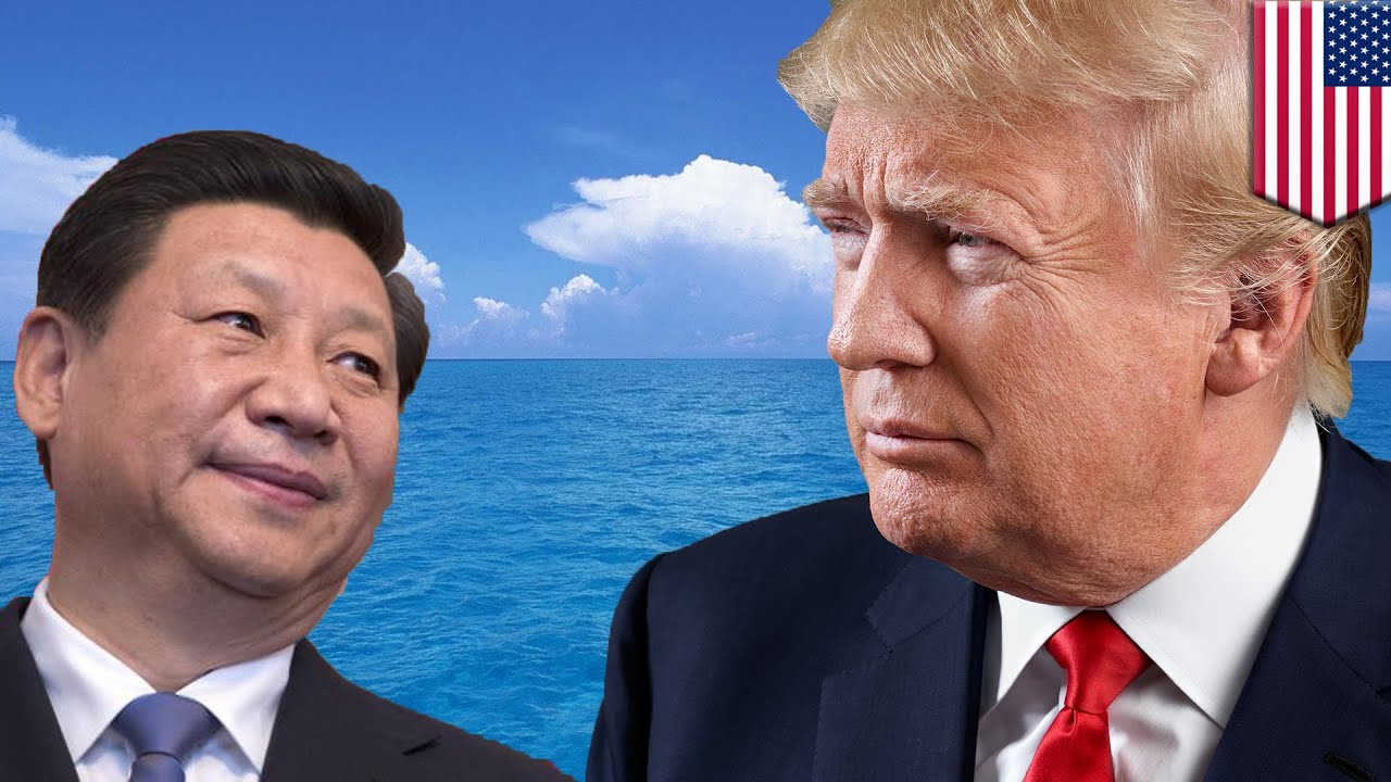 Image result for Images of Trump vs. China