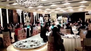 [성남 웨딩홀] 모란역 아델라 웨딩홀 신랑 신부 행진 …