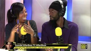 "Scandal After Show Season 2 Episode 17 ""Snake in the Garden"" 