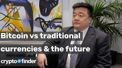 Bobby Lee BTCC CEO on bitcoin vs traditional currencies and the hurdles it faces 📈