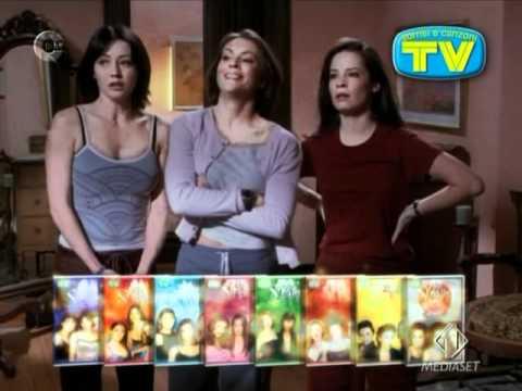 "Promo DVD ""Streghe"""