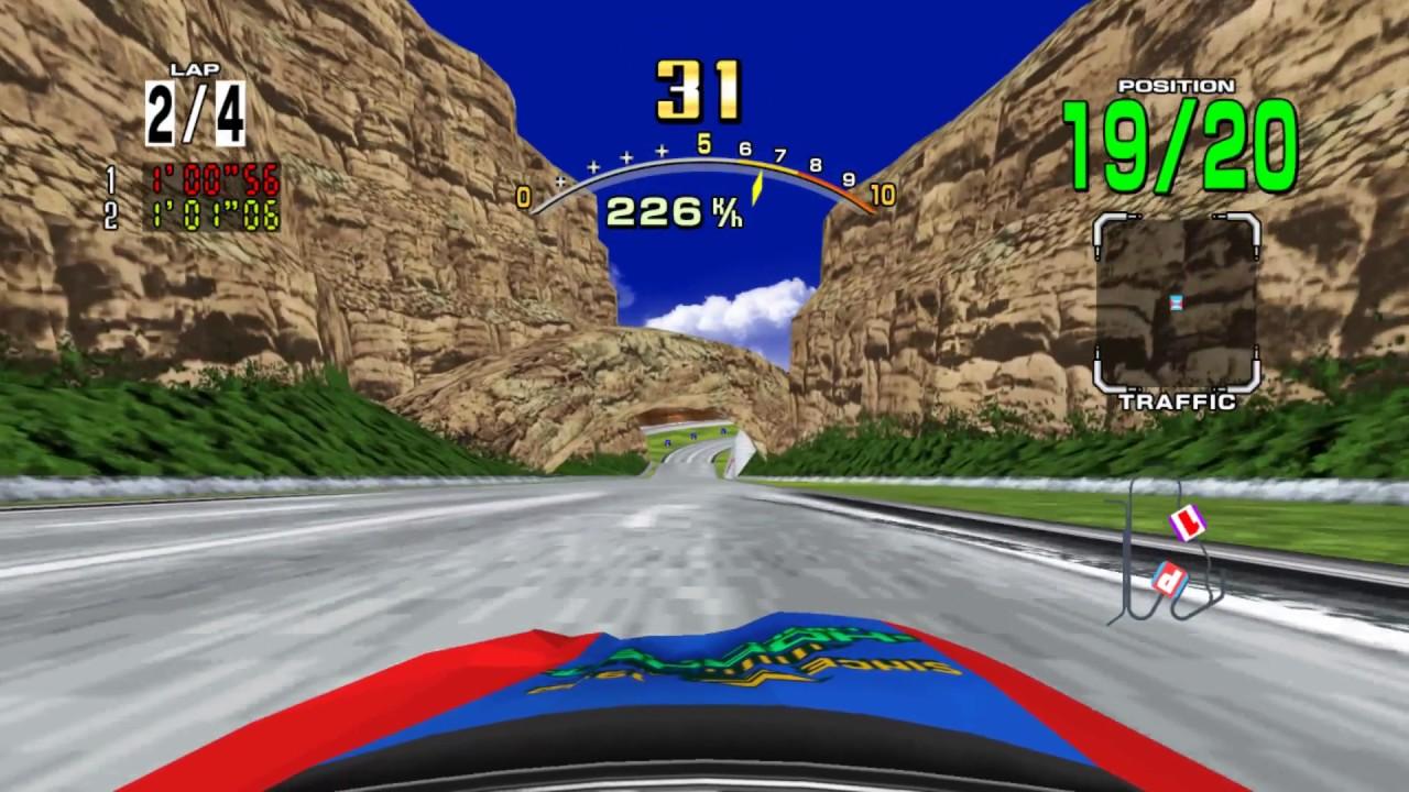RPCS3 Can Now Emulate Dante's Inferno, Resogun, Daytona USA