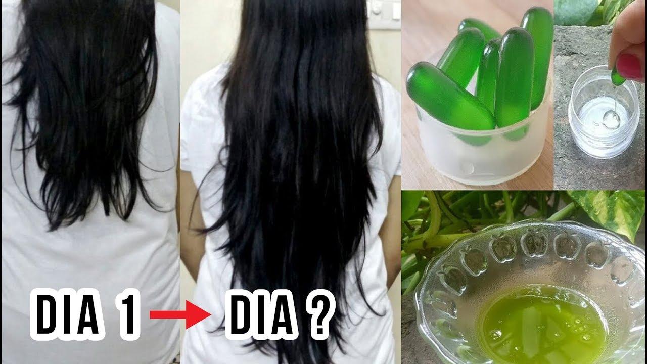 vitamina c para el crecimiento del cabello