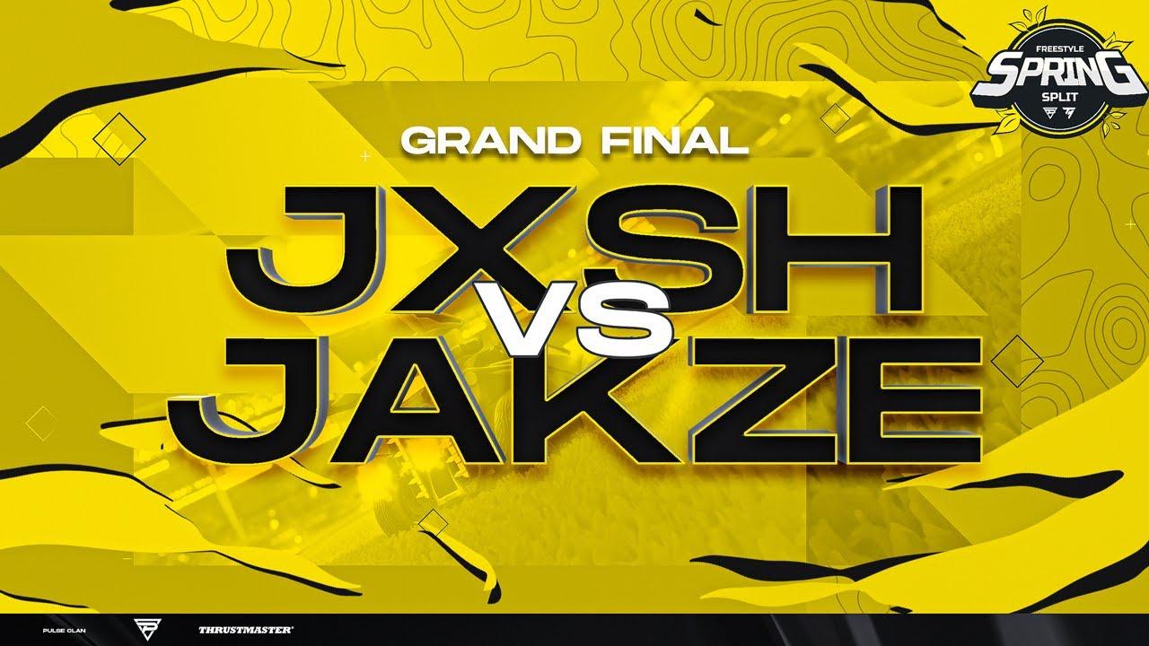 Download GRAND FINAL   Jakze vs Jxsh   Pulse x Thrustmaster Freestyle Spring Split
