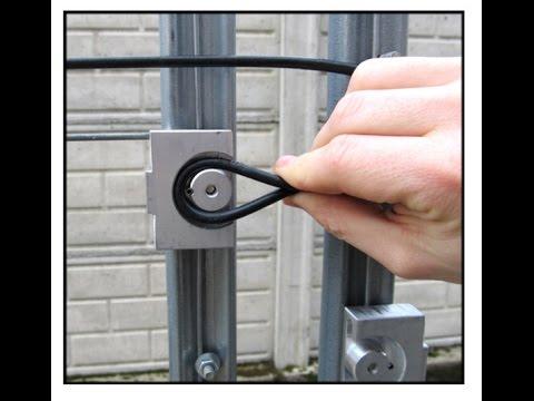 LiteFENCE per recinzioni mobili