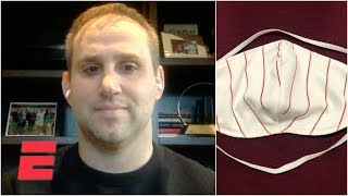MLB Fanatics to make hospital masks and gowns instead of uniforms | SportsCenter
