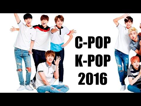 ТОП ЛУЧШИХ АЗИАТСКИХ КЛИПОВ 2016 ГОДА (K-POP, C-POP) - Клип смотреть онлайн с ютуб youtube, скачать