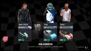Venha me ver jogar no Racing Fever: Moto no Omlet Arcade!