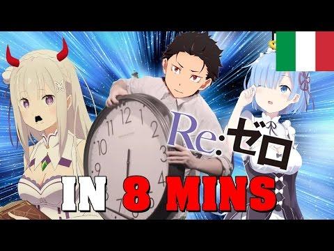 Re:Zero IN 8 MINUTI - Gigguk ITA - Orion