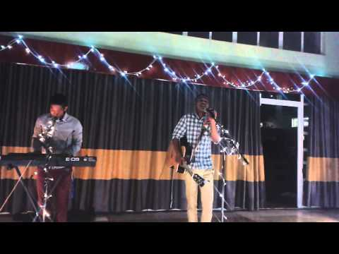 Kabelo Mashabe and Godfrey Mmagawo perform 3 great songs