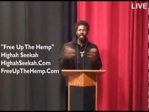 Free Up The Hemp [Music Video] - Highah Seekah