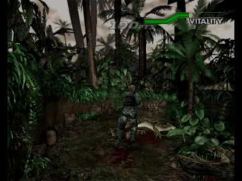 Dino Crisis 3 Game