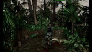 Dino Crisis 2 Gameplay - PC