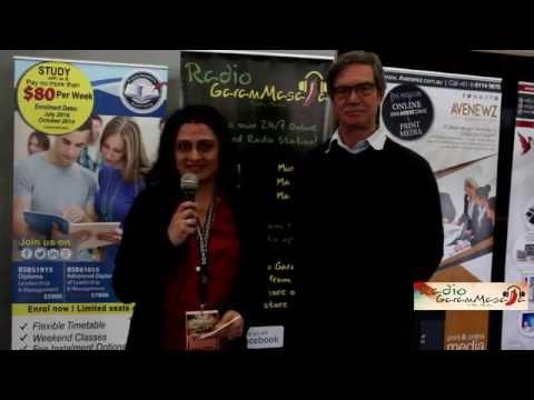 2nd International Yoga Day - Western Australia Treasurer Dr  Mike Nahan