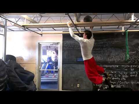 Iron Sports Challenges -Koala Carry- Drew Drechsel