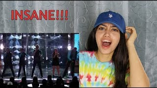 "12th Performance - Pentatonix - ""Dog Days Are Over"" by Florence & The Machines - Sing Off 
