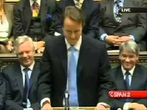 Party Leaders First and Last Performance at PMQs