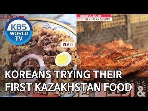 Koreans trying their first Kazakhstan food [Editor's Picks / Battle Trip]