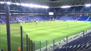 RCD Espanyol - Montpellier HSC (Los Paillados).
